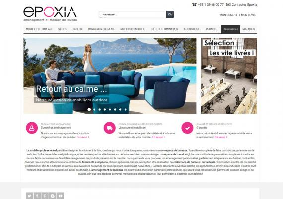 EPOXIA - Site catalogue - www.epoxia.fr.
