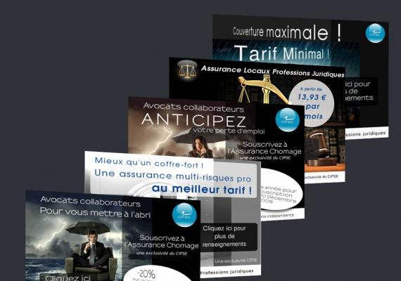 CIPSE - Campagne web marketing et emailing.