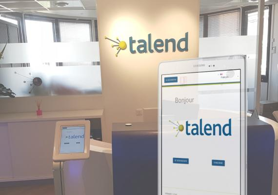 TALEND - Secure Responsive Access Control.